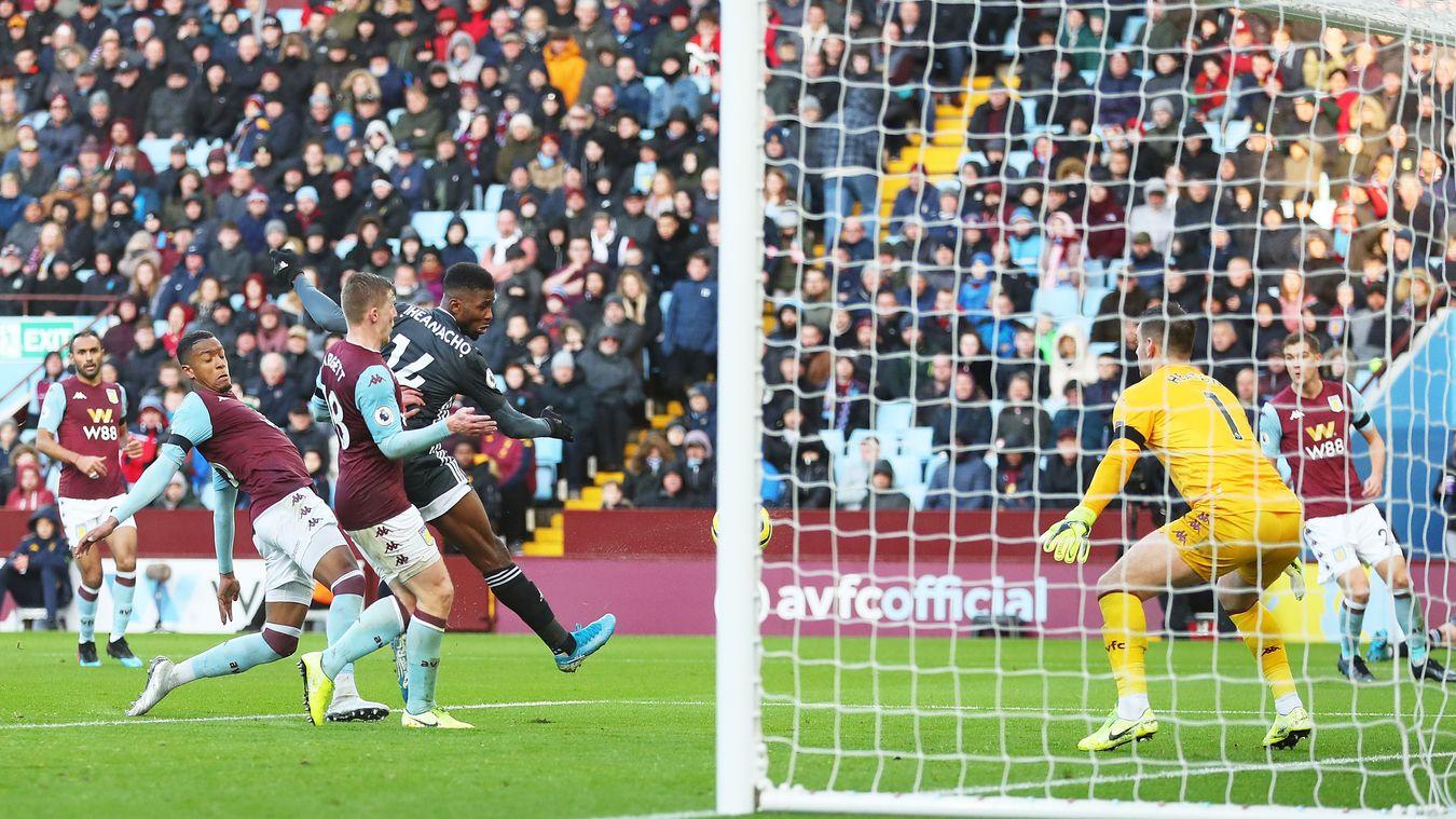 Leicester City v Aston Villa