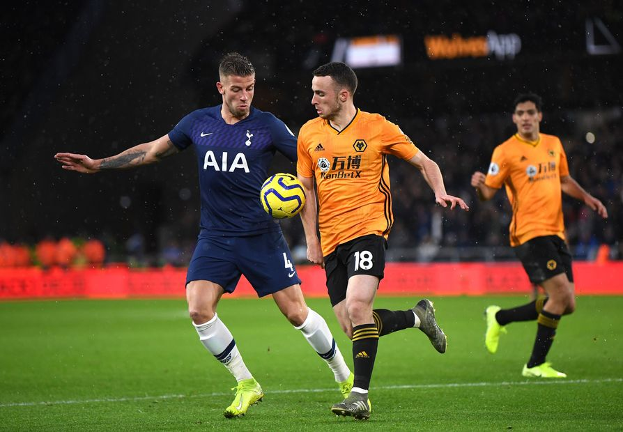 Spurs v Wolves: Visitors aim to leapfrog their hosts