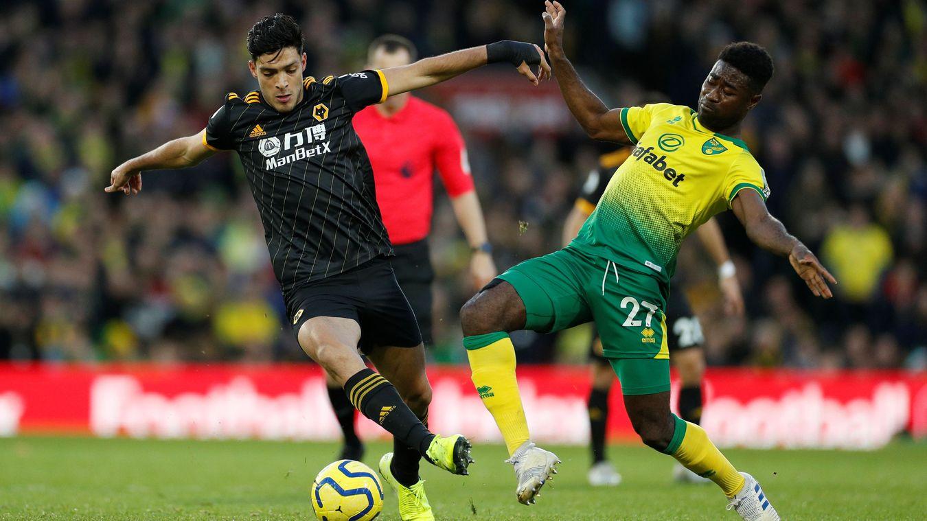 Norwich City 1-2 Wolverhampton Wanderers