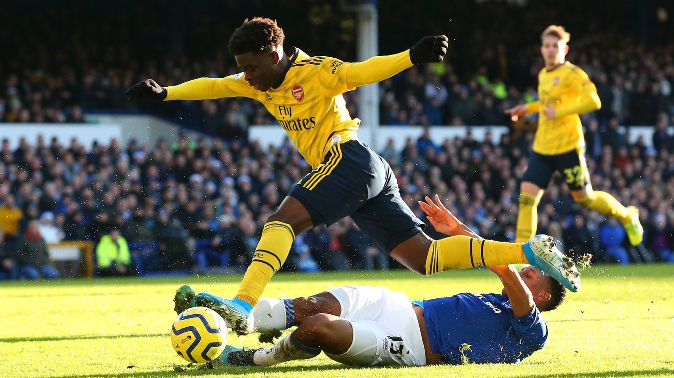 Everton 0-0 Arsenal
