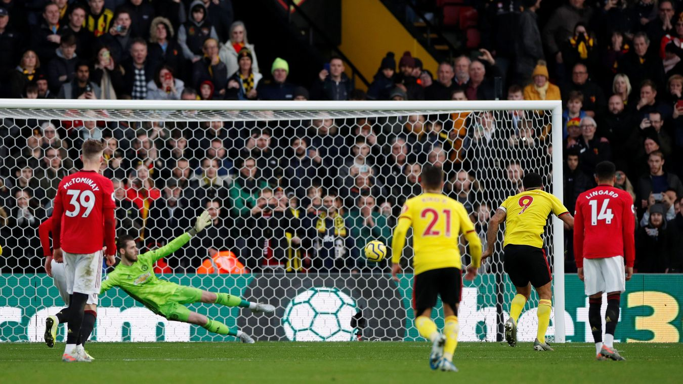 Watford 2-0 Manchester United
