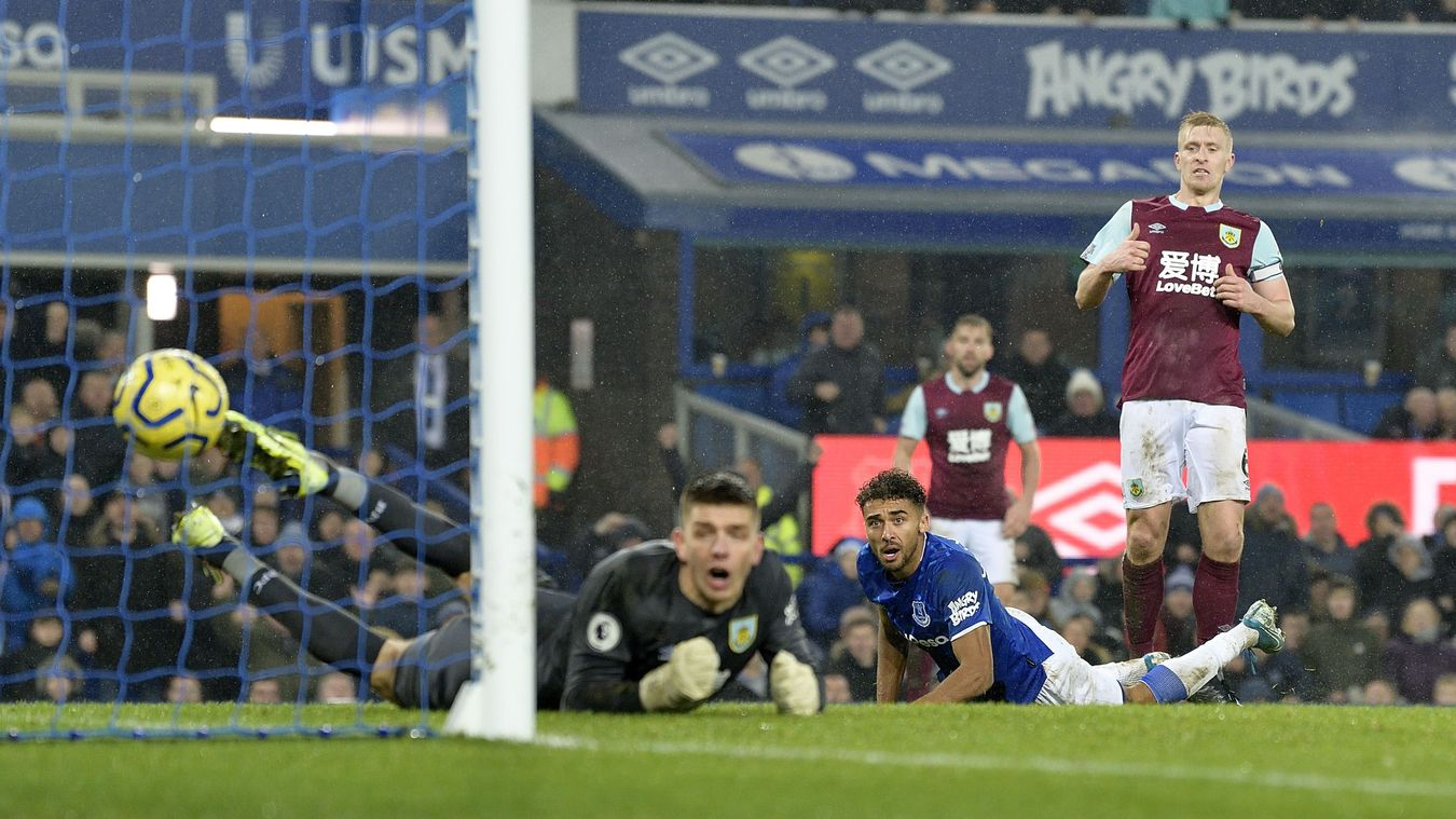 Everton 1-0 Burnley