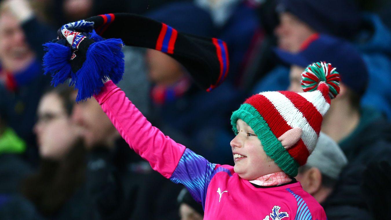 Crystal Palace 2-1 West Ham United
