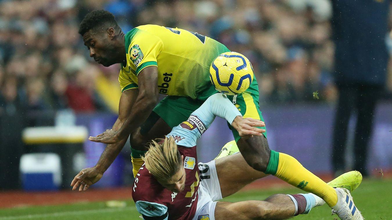 Aston Villa 1-0 Norwich City