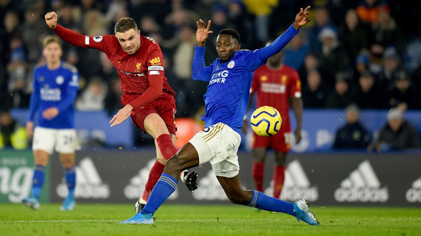 Leicester City 0-4 Liverpool
