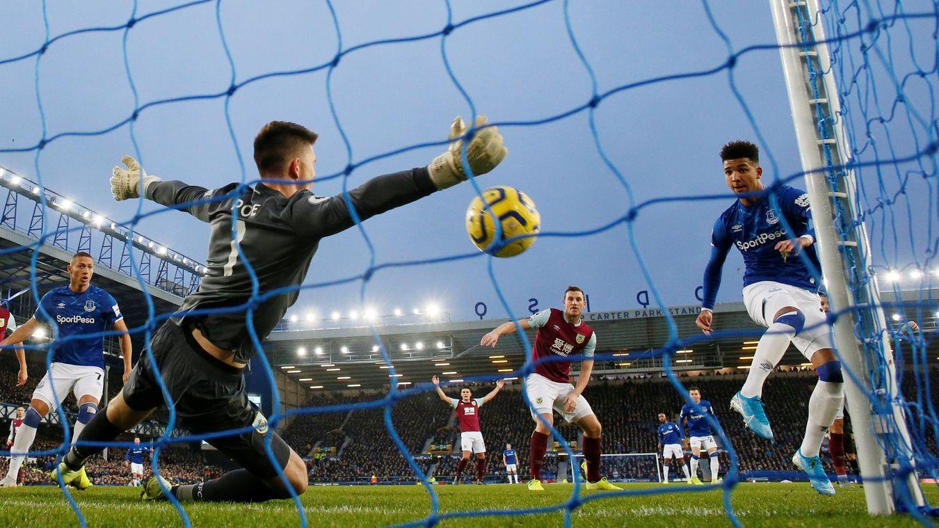 Everton 1-0 Burnley