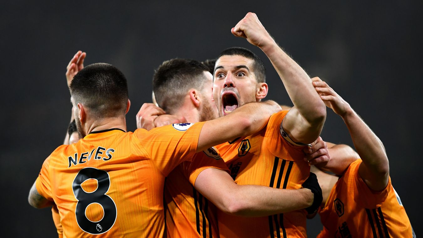 Wolverhampton Wanderers 3-2 Manchester City