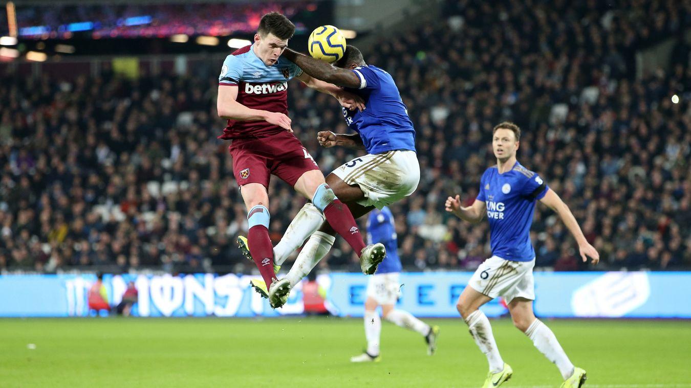 West Ham United 1-2 Leicester City