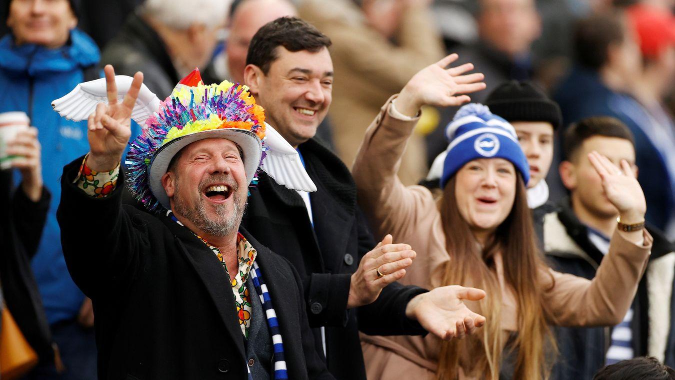 Brighton & Hove Albion 2-0 AFC Bournemouth