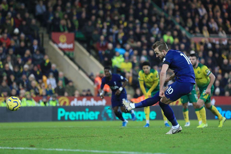 Norwich City 2-2 Tottenham Hotspur