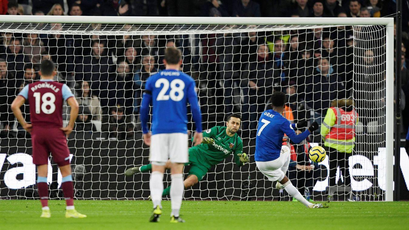 West Ham 1-2 Leicester City
