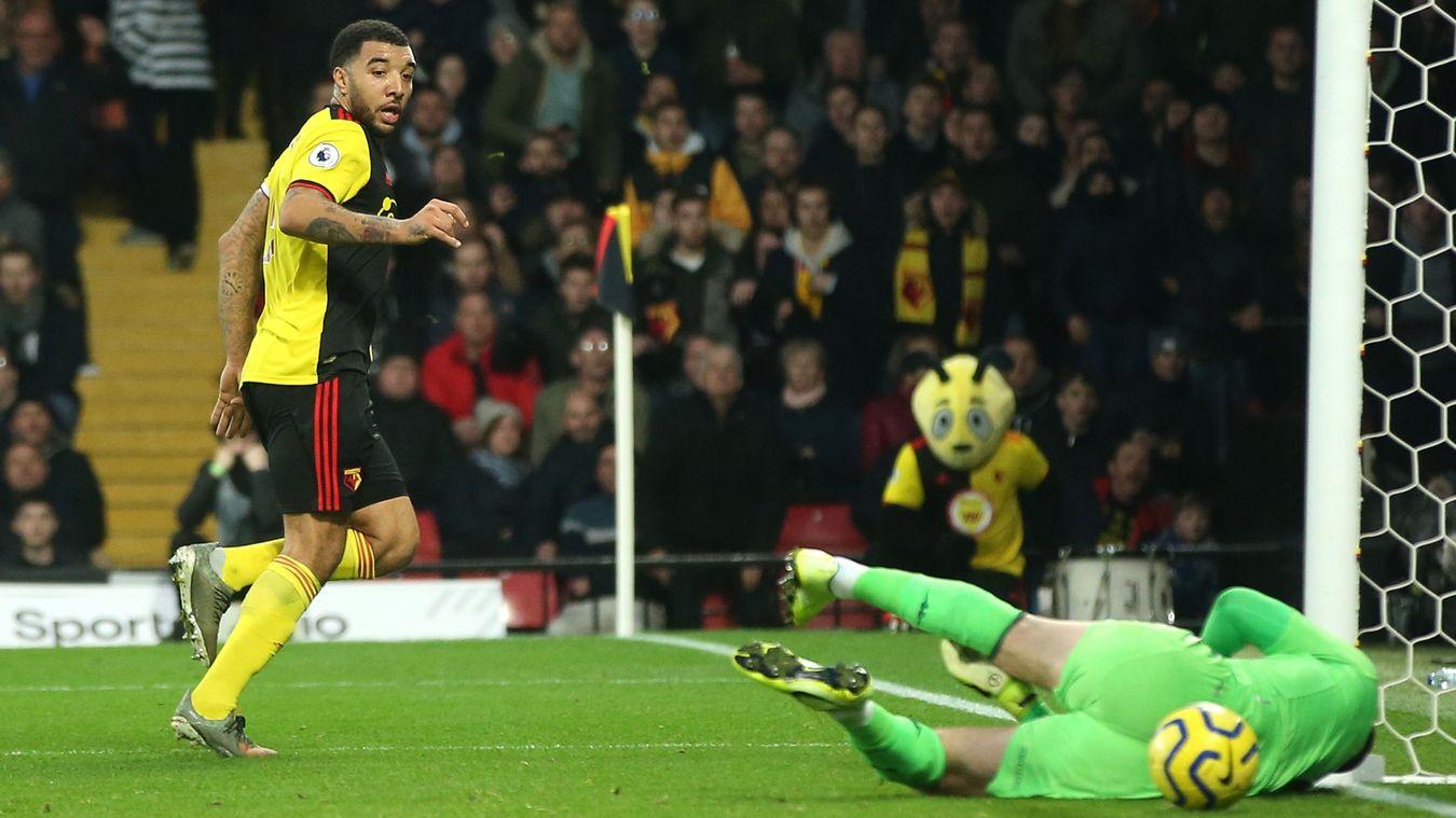 Watford 3-0 Aston Villa