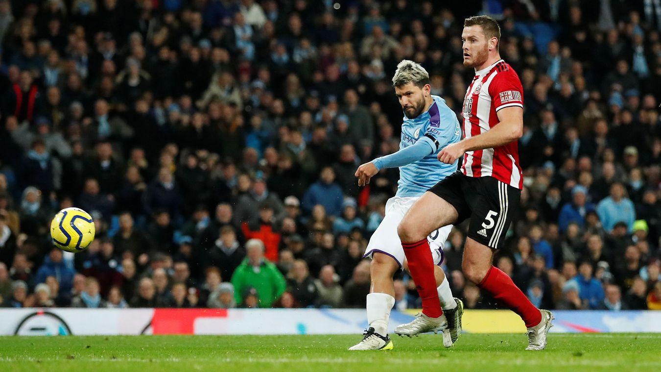 Manchester City 2-0 Sheffield United