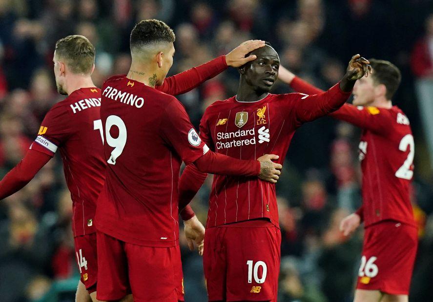Premier League - Liverpool v Wolverhampton Wanderers