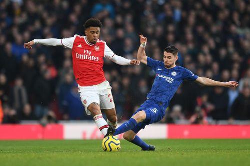 Arsenal V Chelsea 2019 20 Premier League