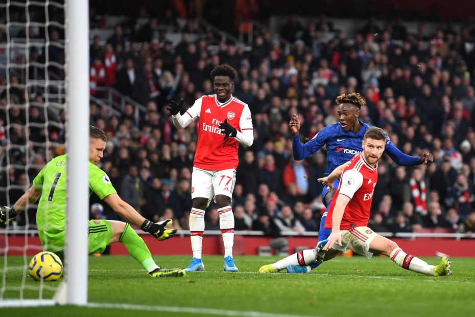 Arsenal 1-2 Chelsea