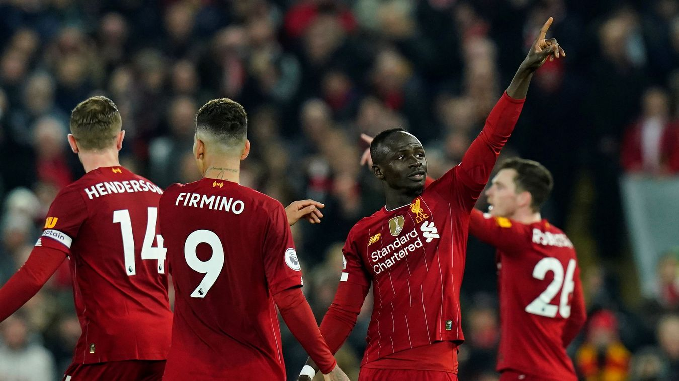 Liverpool 1-0 Wolverhampton Wanderers