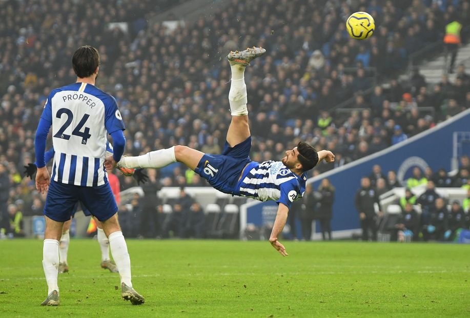 Brighton & Hove Albion v Chelsea