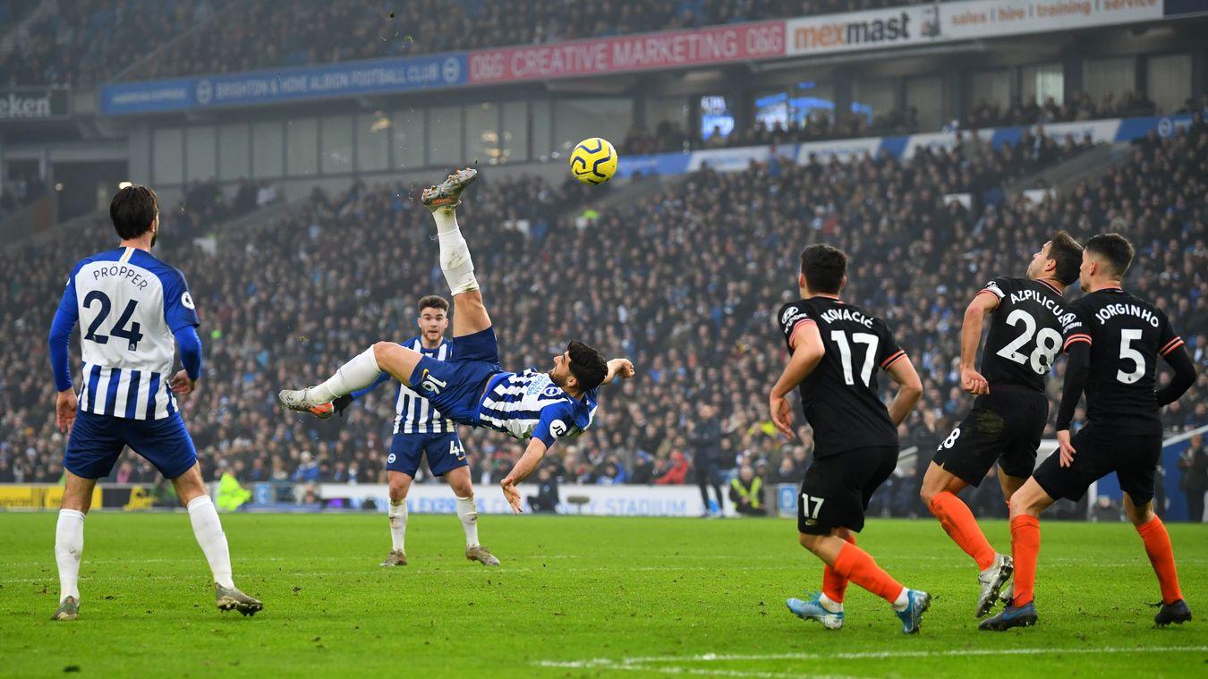 Brighton & Hove Albion 1-1 Chelsea