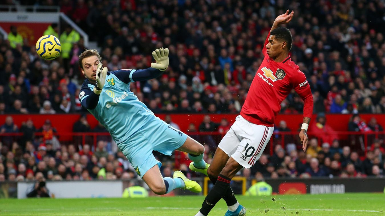 Manchester United 4-0 Norwich City