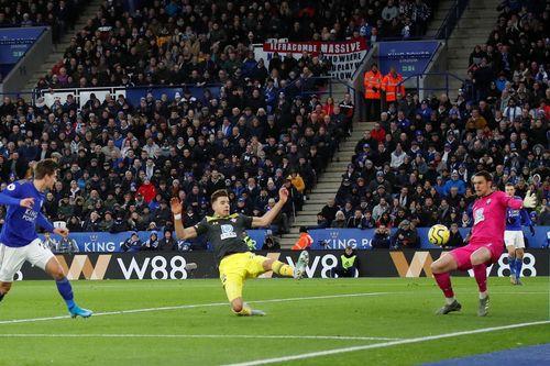 Leicester V Southampton 2019 20 Premier League