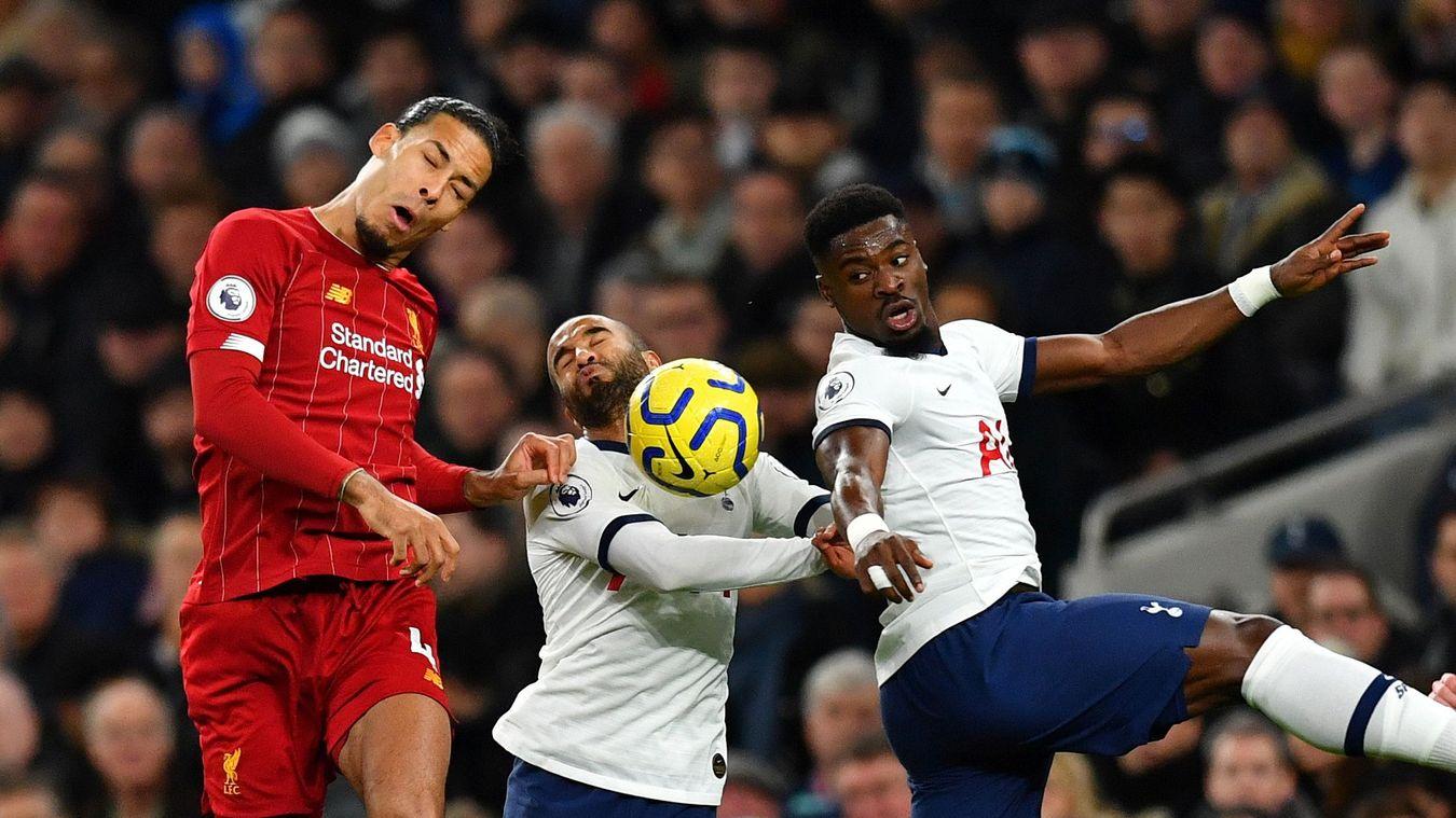 Tottenham Hotspur 0-1 Liverpool