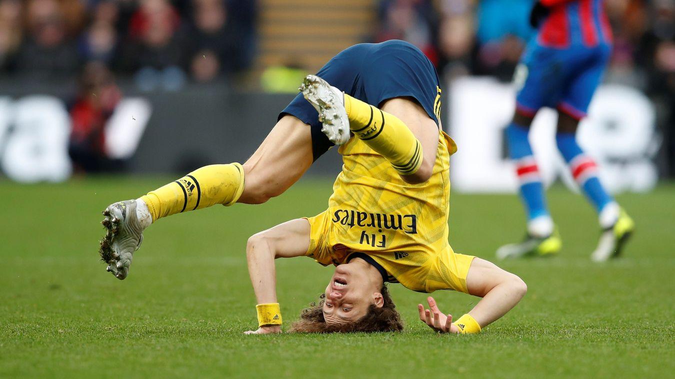 Crystal Palace 1-1 Arsenal