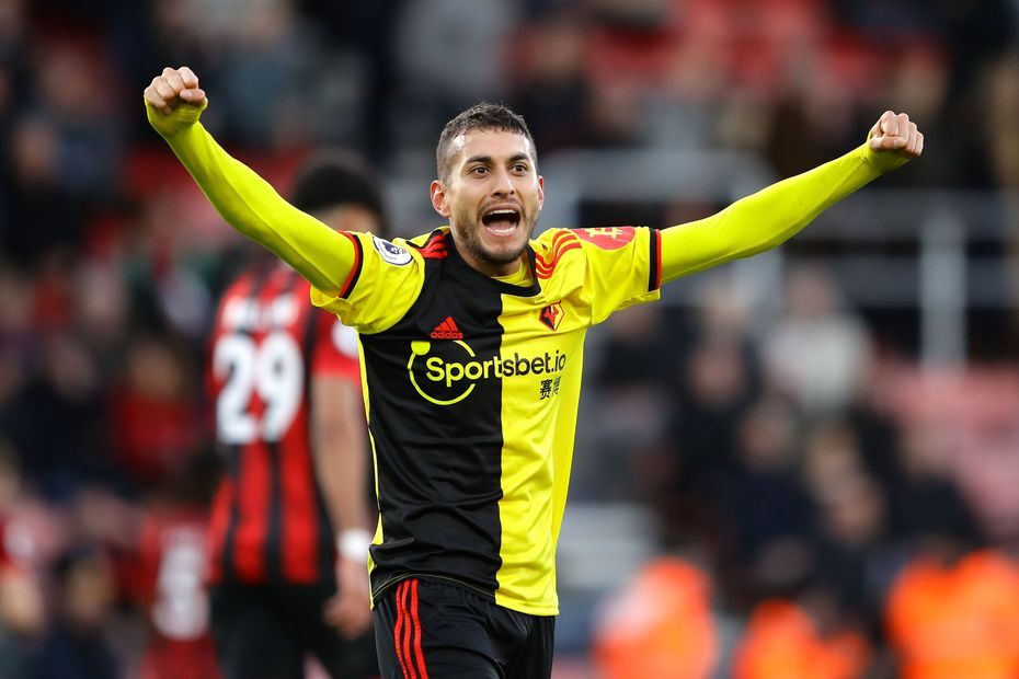 Watford Win Again To Move Out Of Bottom Three
