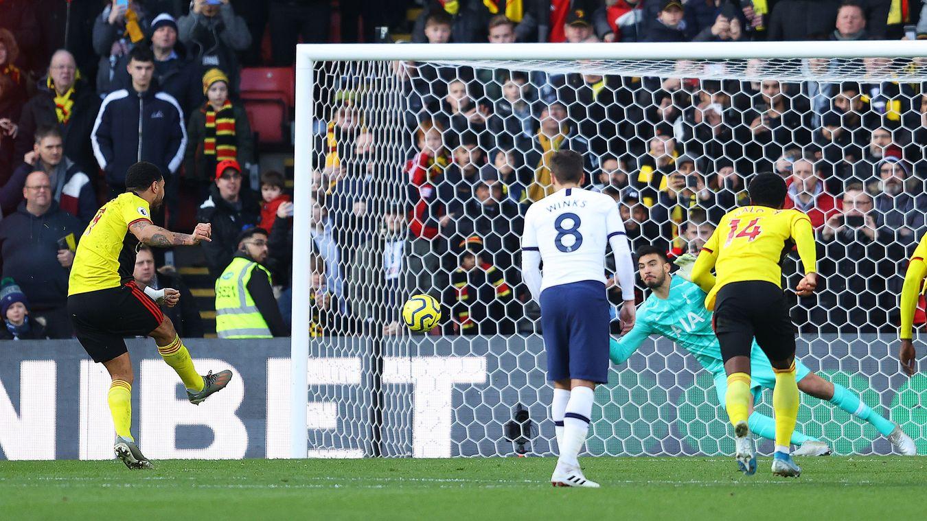 Watford 0-0 Tottenham Hotspur