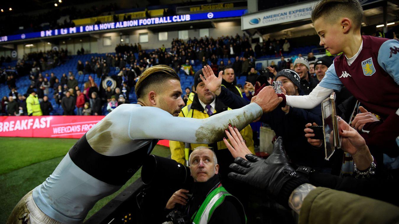 Brighton & Hove Albion 1-1 Aston Villa