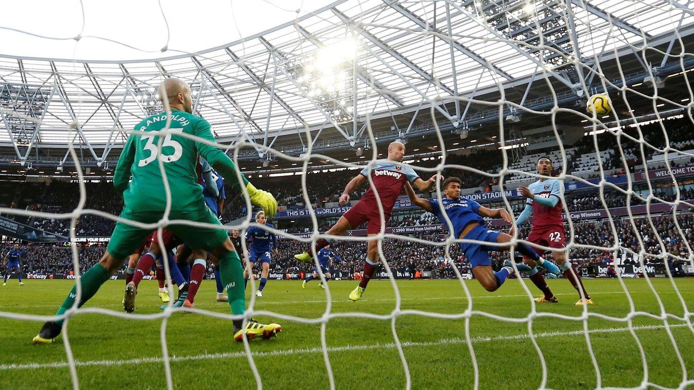 West Ham United 1-1 Everton