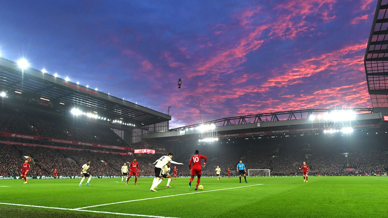 Liverpool 2-0 Manchester United