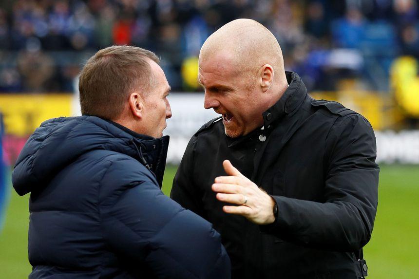 Burnley v Leicester City