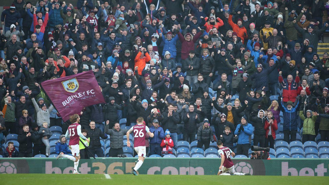 Burnley 2-1 Leicester City