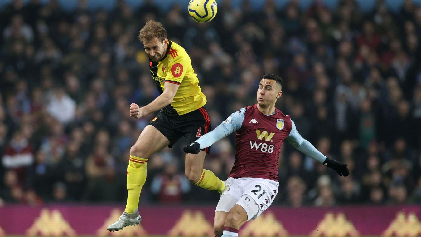 Aston Villa 2-1 Watford