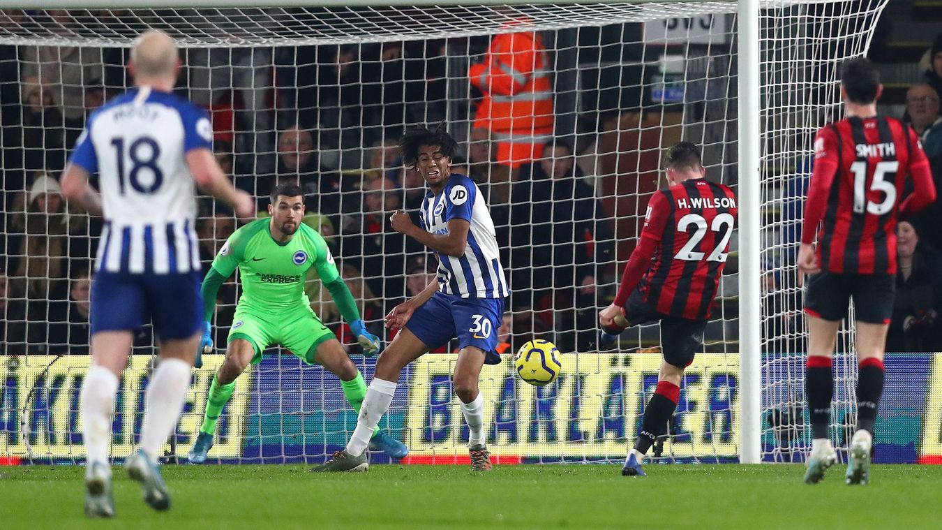 AFC Bournemouth 3-1 Brighton & Hove Albion