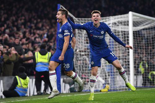 Chelsea V Arsenal 2019 20 Premier League