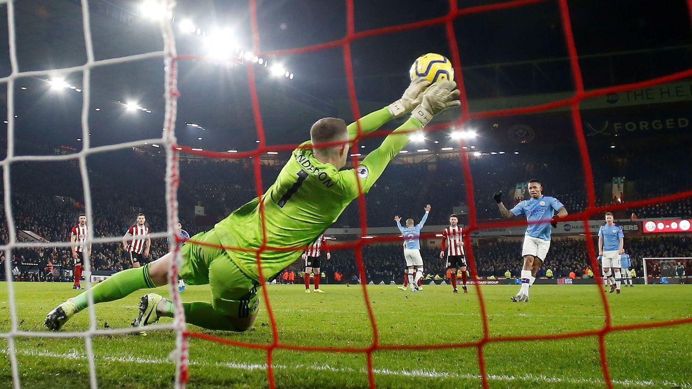 Sheffield United 0-1 Manchester City