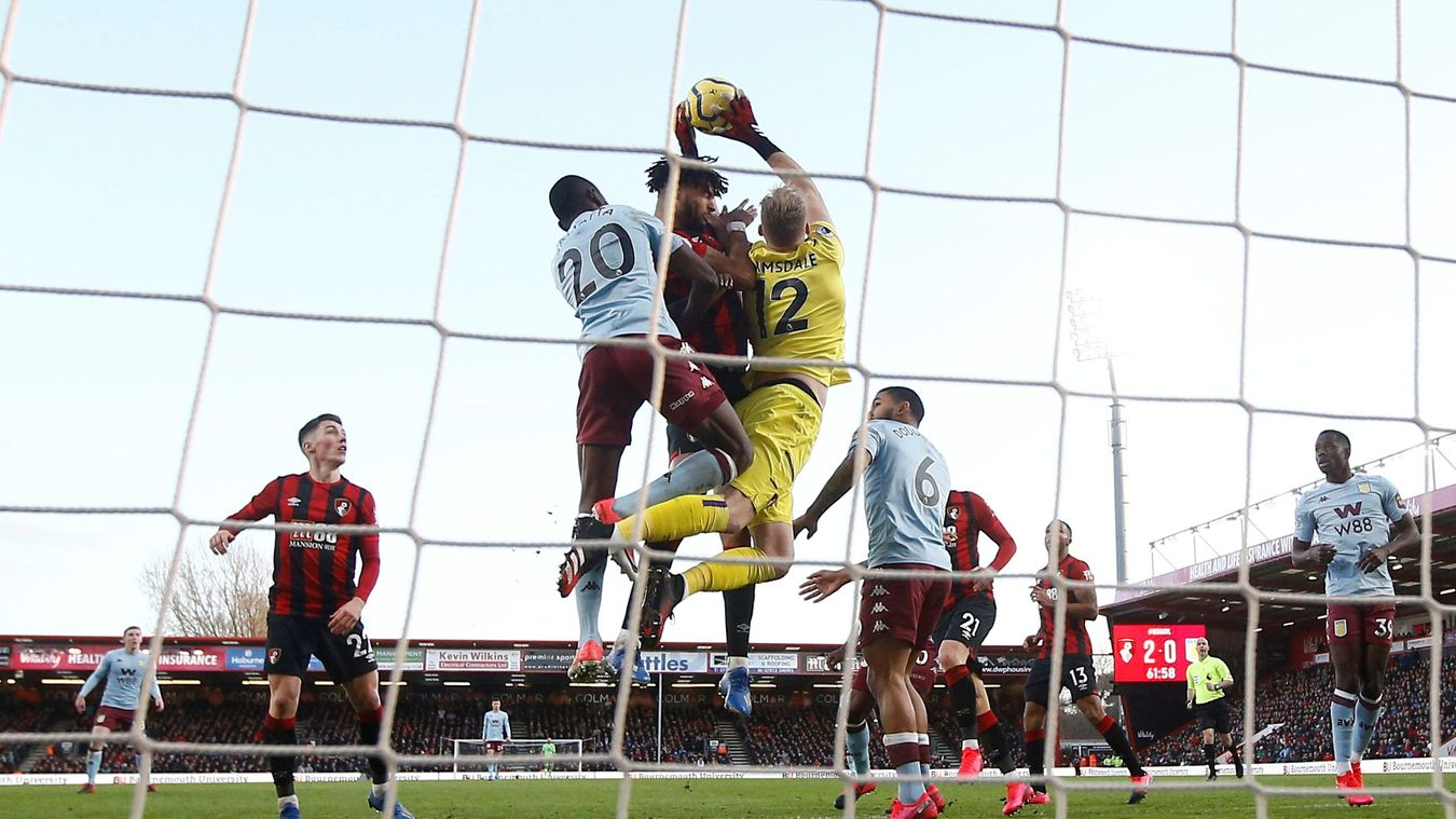 AFC Bournemouth 2-1 Aston Villa