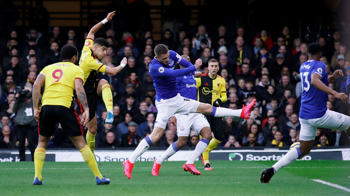 Watford 2-3 Everton