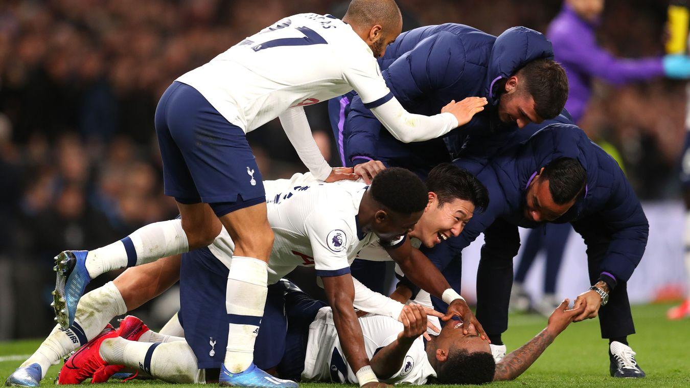Tottenham Hotspur 2-0 Manchester City