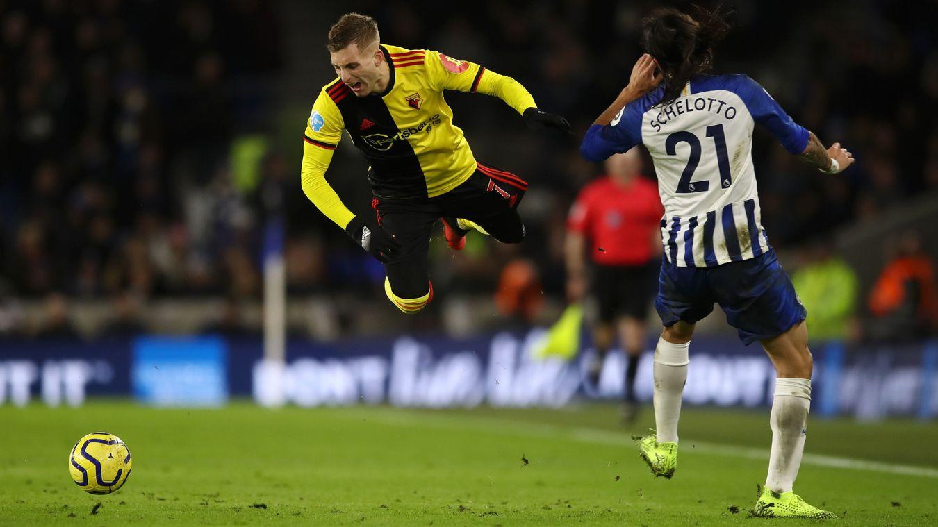 Brighton & Hove Albion 1-1 Watford