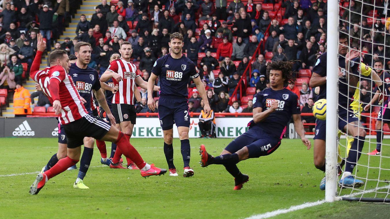 Sheffield United 2-1 AFC Bournemouth