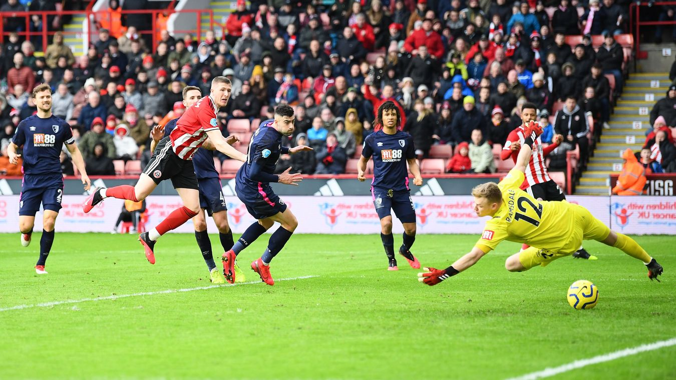 Sheffield United 2-1 AFC Bournemouth