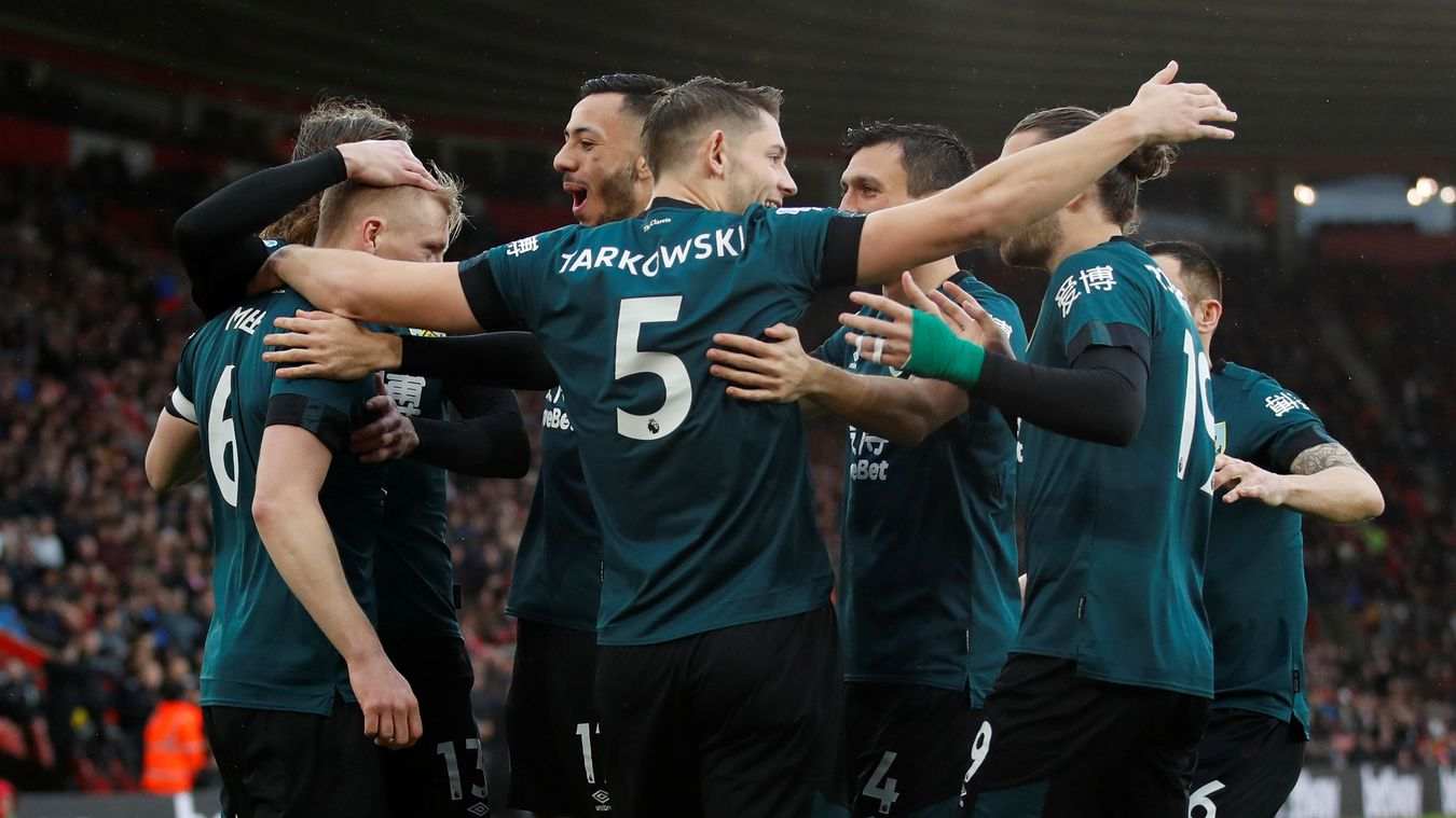 Southampton 1-2 Burnley