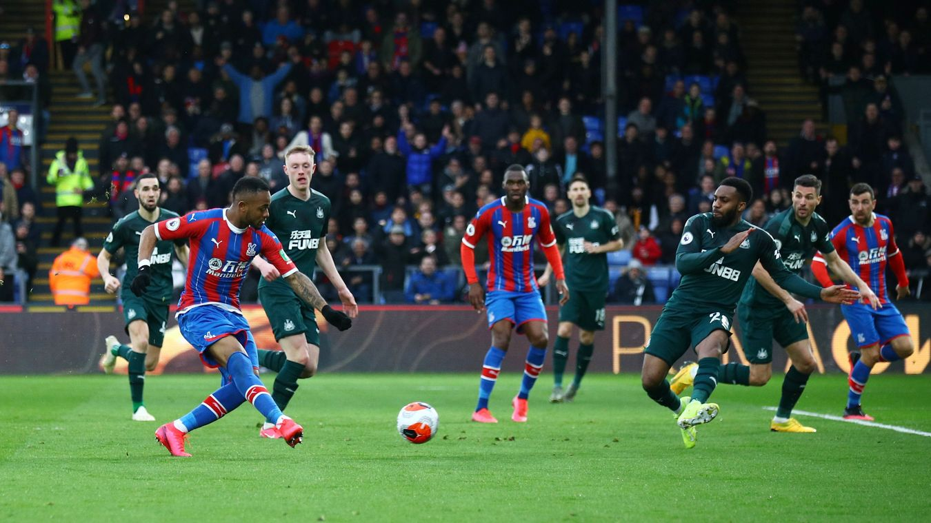 Crystal Palace 1-0 Newcastle United