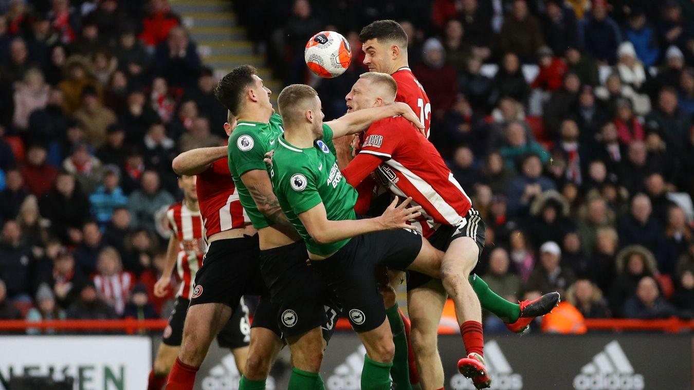 Sheffield United 1-1 Brighton & Hove Albion
