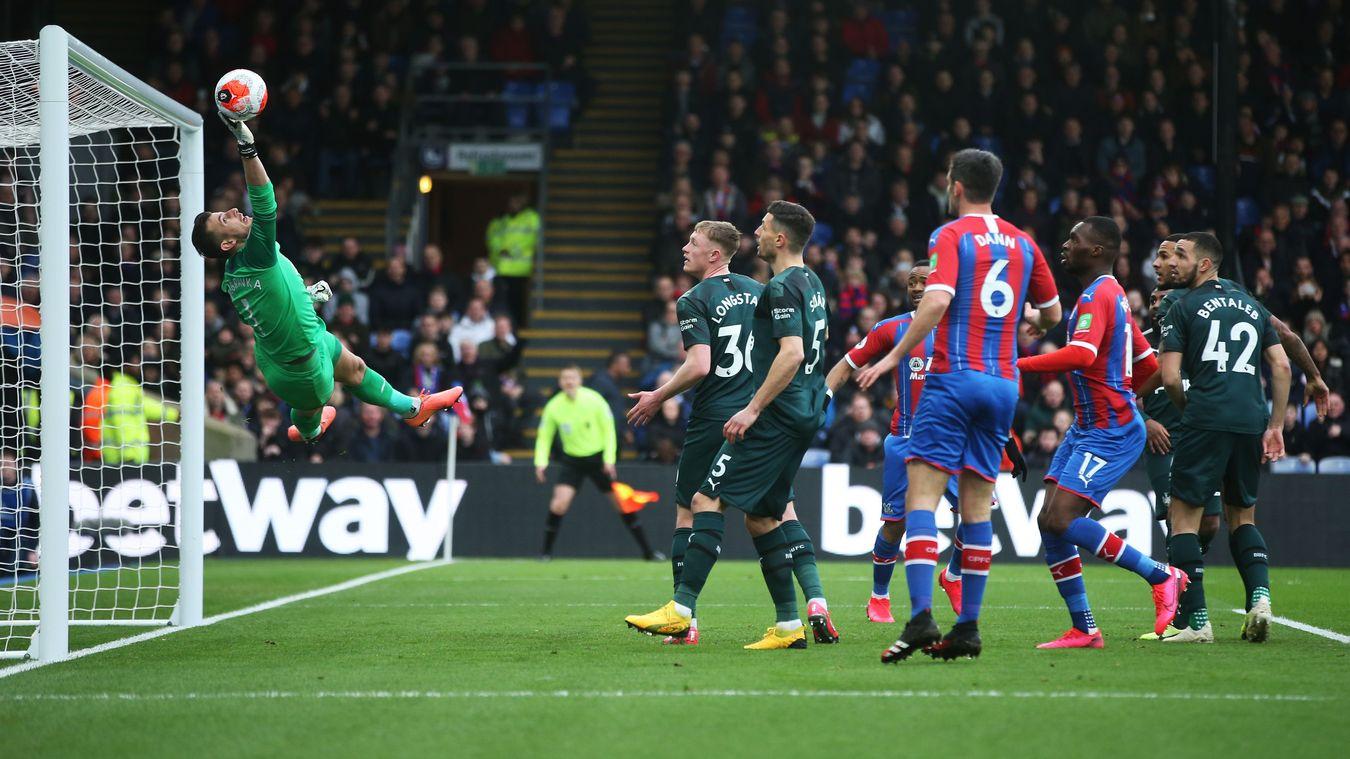 Crystal Palace 1-0 Newcastle United