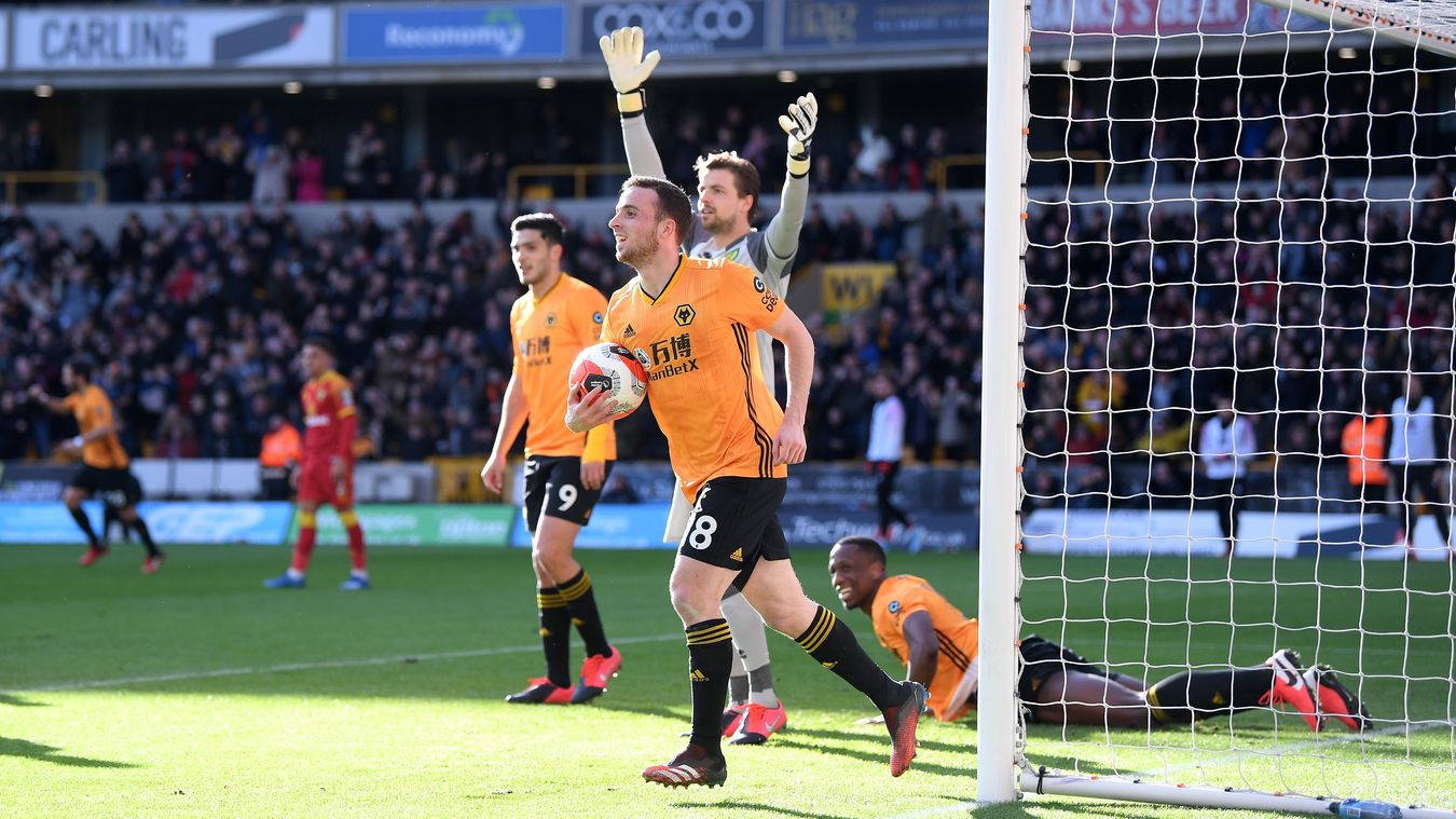 Wolverhampton Wanderers 3-0 Norwich City