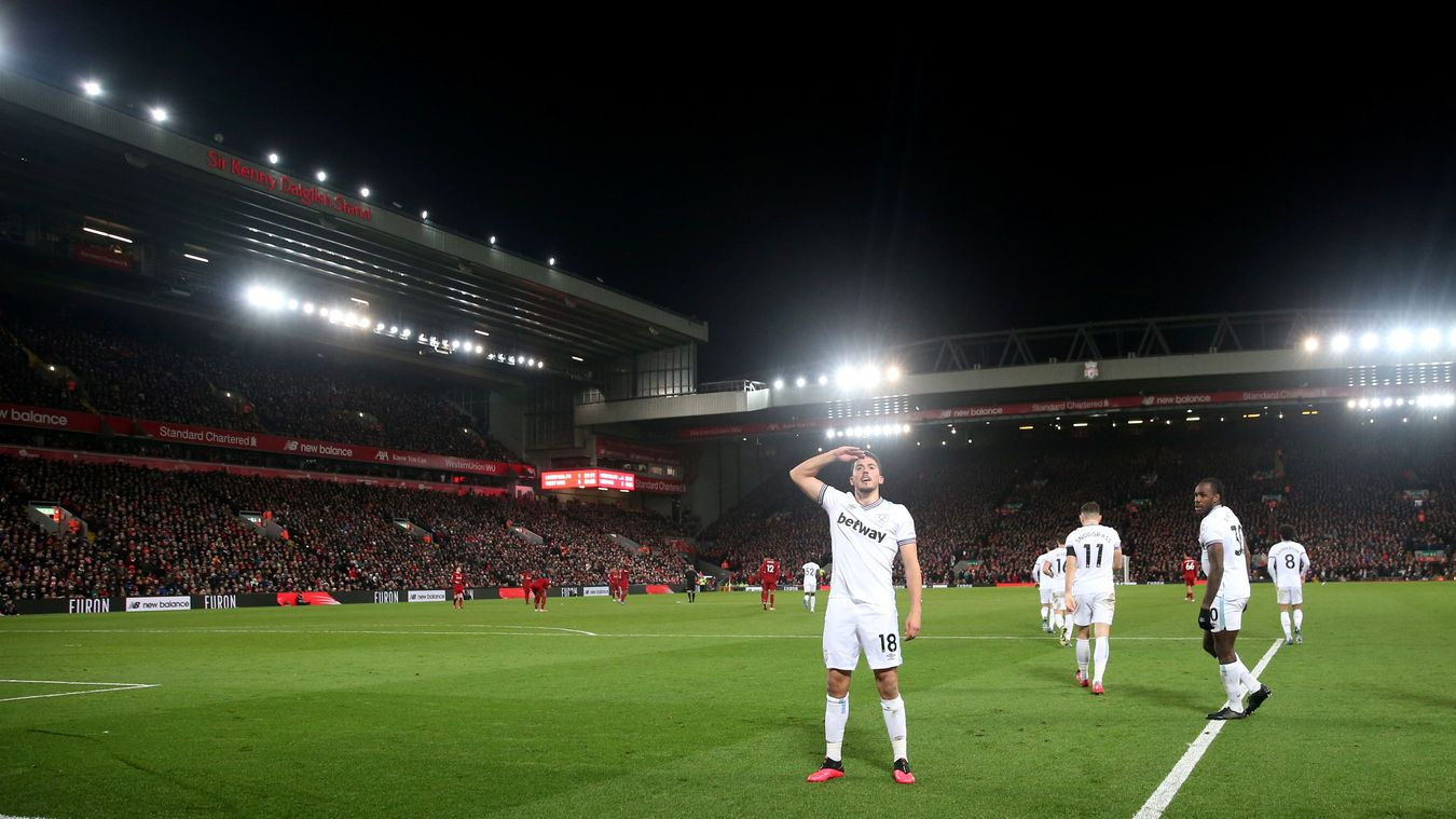 Liverpool 3-2 West Ham United